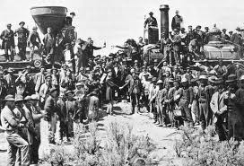Golden Spike utah