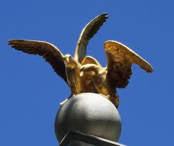 Seagull Monument utah